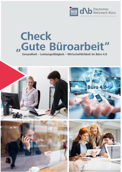 Analyse BGM - Check Gute Büroarbeit
